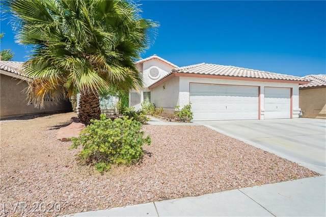 3925 Dabney, North Las Vegas, NV 89032 (MLS #2201189) :: Vestuto Realty Group