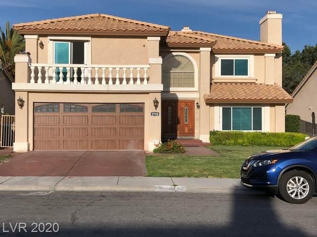 2728 Quail Roost, Las Vegas, NV 89117 (MLS #2201269) :: Kypreos Team