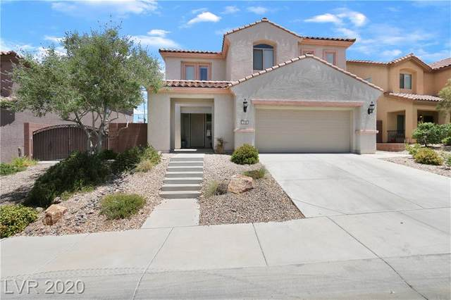 718 Jane Eyre, Henderson, NV 89002 (MLS #2201284) :: Performance Realty