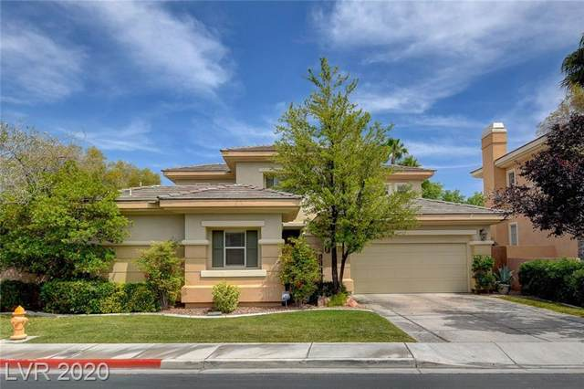 524 Pinnacle Heights Lane, Las Vegas, NV 89144 (MLS #2201501) :: The Perna Group