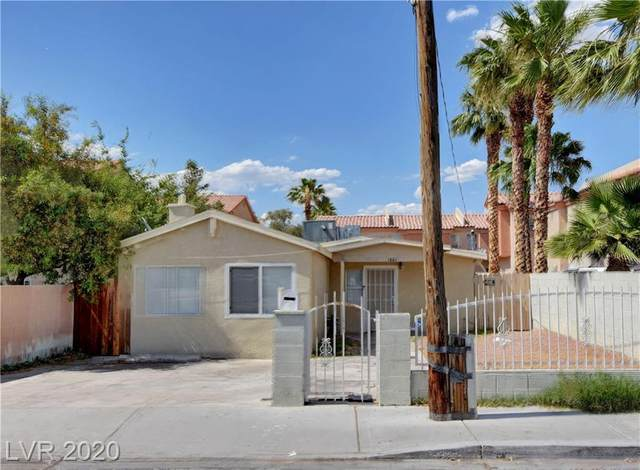 4882 Stanley, Las Vegas, NV 89115 (MLS #2201659) :: Hebert Group | Realty One Group