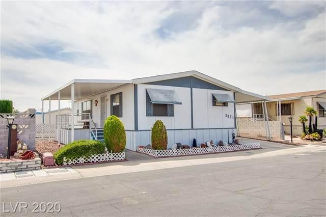 3071 Comitan, Las Vegas, NV 89122 (MLS #2202223) :: Hebert Group   Realty One Group