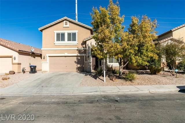 3740 Alpine Bypass, North Las Vegas, NV 89081 (MLS #2202253) :: Jeffrey Sabel