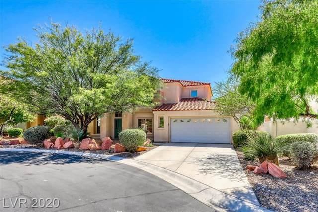 1709 Monte Rio, Las Vegas, NV 89128 (MLS #2202610) :: Jeffrey Sabel