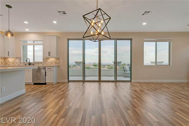 460 Vigo Port Street, Las Vegas, NV 89138 (MLS #2202731) :: The Lindstrom Group