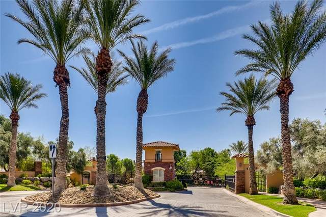 64 Strada Principale #205, Henderson, NV 89011 (MLS #2202857) :: Helen Riley Group | Simply Vegas