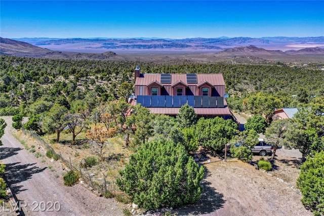 145 Raven Oaks, Las Vegas, NV 89124 (MLS #2202883) :: Signature Real Estate Group
