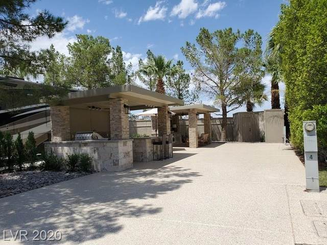 8175 Arville #4, Las Vegas, NV 89139 (MLS #2202919) :: Jeffrey Sabel