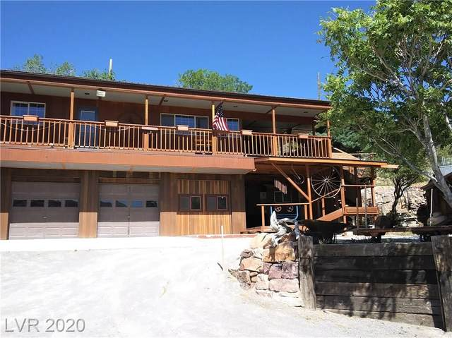 695 Mccannon, Pioche, NV 89043 (MLS #2202940) :: Performance Realty