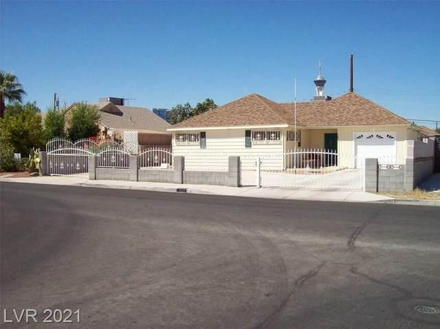 1600 13th Street, Las Vegas, NV 89104 (MLS #2203073) :: ERA Brokers Consolidated / Sherman Group