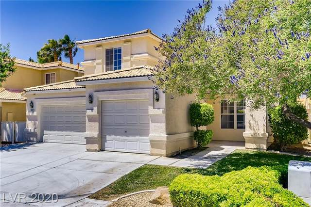 5521 Big Sky Lane, Las Vegas, NV 89149 (MLS #2203392) :: Billy OKeefe | Berkshire Hathaway HomeServices