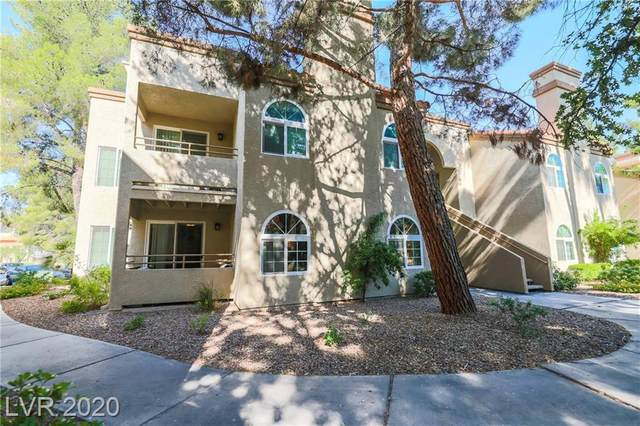 3145 Flamingo #1022, Las Vegas, NV 89121 (MLS #2203451) :: The Perna Group