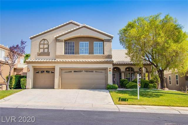 9208 Sienna Vista Drive, Las Vegas, NV 89117 (MLS #2203489) :: Helen Riley Group | Simply Vegas