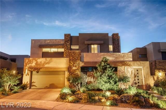 10322 Jade Gardens, Las Vegas, NV 89135 (MLS #2204208) :: Jeffrey Sabel