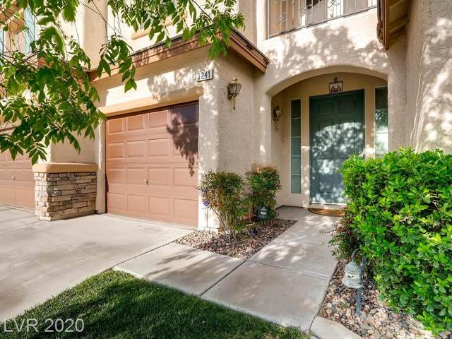 3241 Bishop Pine Street, Las Vegas, NV 89129 (MLS #2204395) :: The Lindstrom Group