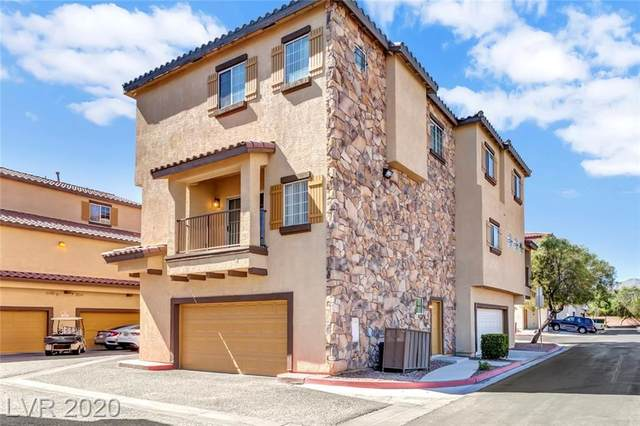 5955 Nuevo Leon #12, North Las Vegas, NV 89031 (MLS #2204911) :: The Mark Wiley Group | Keller Williams Realty SW