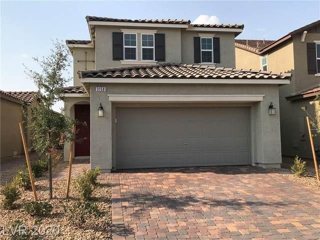 3158 Pergusa Drive, Henderson, NV 89044 (MLS #2204917) :: Hebert Group | Realty One Group