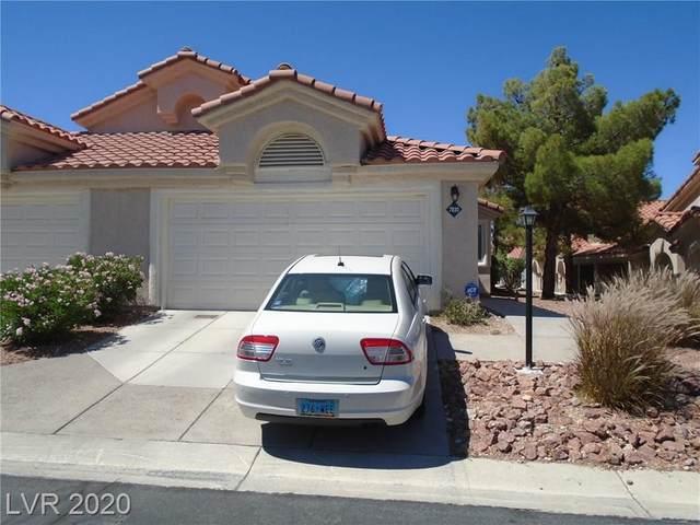 7820 Foxwood, Las Vegas, NV 89145 (MLS #2205307) :: The Shear Team