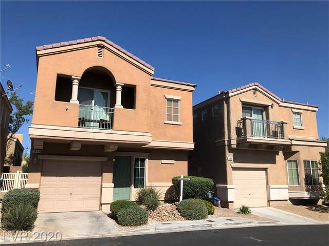 9474 Oro Silver, Las Vegas, NV 89178 (MLS #2205389) :: The Lindstrom Group