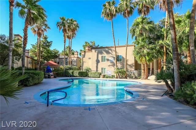 3145 Flamingo Road #1083, Las Vegas, NV 89121 (MLS #2205491) :: The Lindstrom Group
