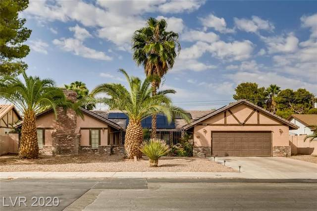 1940 Canterbury Drive, Las Vegas, NV 89119 (MLS #2205594) :: Jeffrey Sabel