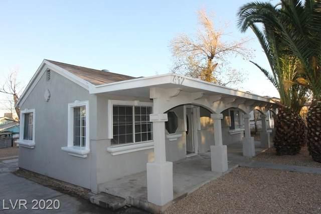 412 16th, Las Vegas, NV 89101 (MLS #2205707) :: The Lindstrom Group