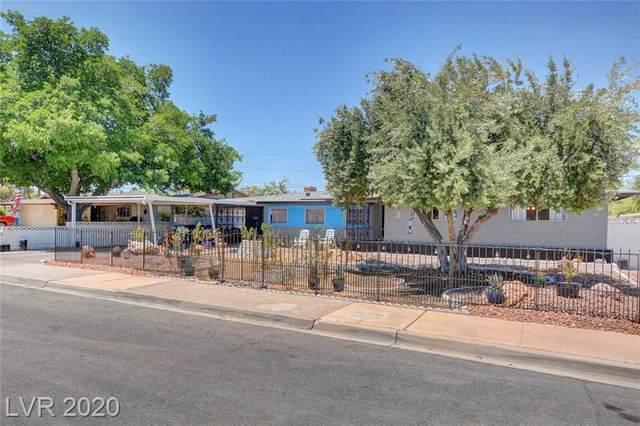 1337 Saint Jude, Las Vegas, NV 89104 (MLS #2205760) :: Hebert Group | Realty One Group