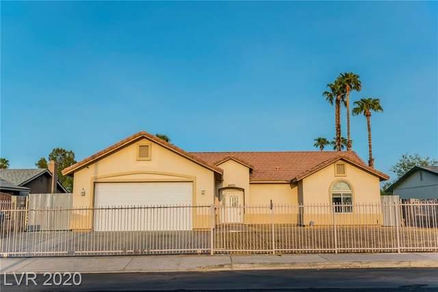 4470 Annie Oakley Drive, Las Vegas, NV 89121 (MLS #2206563) :: The Lindstrom Group