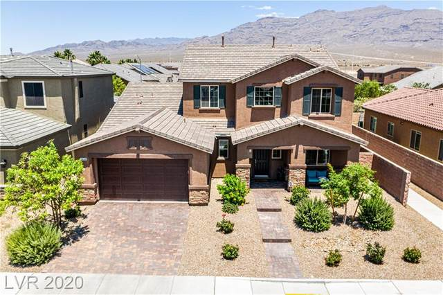 5648 Silver Cascade Avenue, Las Vegas, NV 89131 (MLS #2206805) :: Helen Riley Group | Simply Vegas