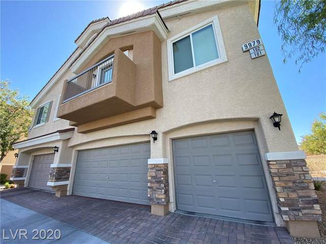 9979 Government Point Way #101, Las Vegas, NV 89183 (MLS #2207000) :: Performance Realty