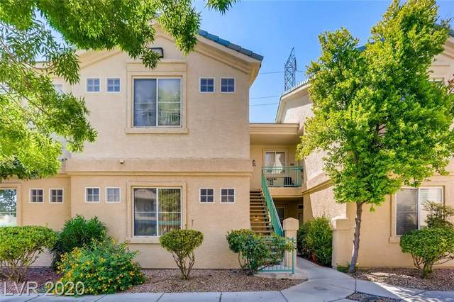 5155 Tropicana Avenue #1013, Las Vegas, NV 89103 (MLS #2207019) :: The Lindstrom Group