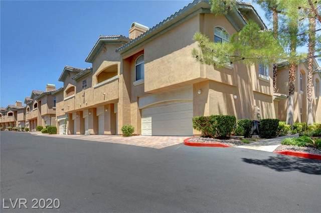 8716 Red Rio Drive #203, Las Vegas, NV 89128 (MLS #2207388) :: The Shear Team