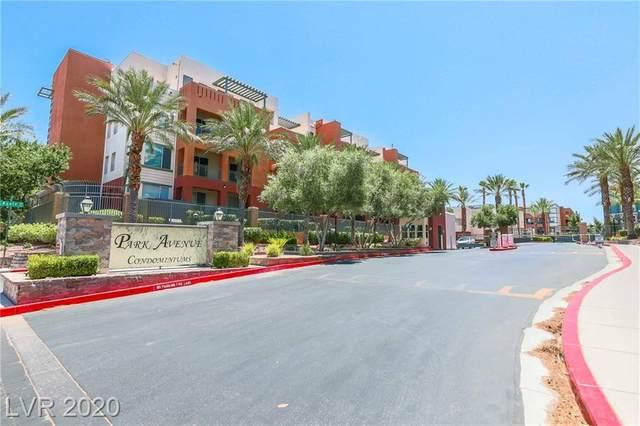 75 E Agate Avenue #305, Las Vegas, NV 89123 (MLS #2207392) :: Hebert Group | Realty One Group