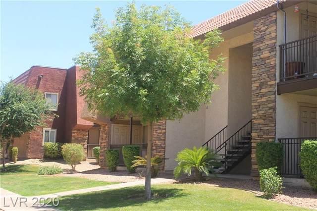 4410 Sandy River Drive #24, Las Vegas, NV 89103 (MLS #2207602) :: The Shear Team