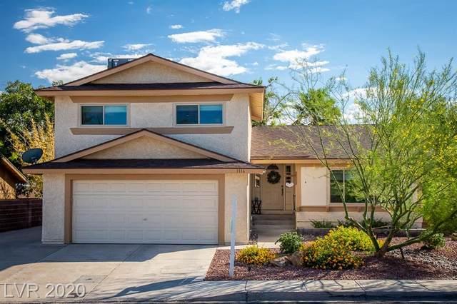 1116 Azul Way, Boulder City, NV 89005 (MLS #2207675) :: The Mark Wiley Group | Keller Williams Realty SW
