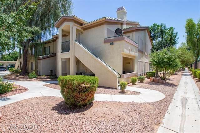 5710 Tropicana Avenue #2211, Las Vegas, NV 89122 (MLS #2207766) :: Helen Riley Group | Simply Vegas