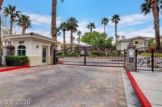 10108 Jacob Place #101, Las Vegas, NV 89144 (MLS #2207904) :: Hebert Group | Realty One Group
