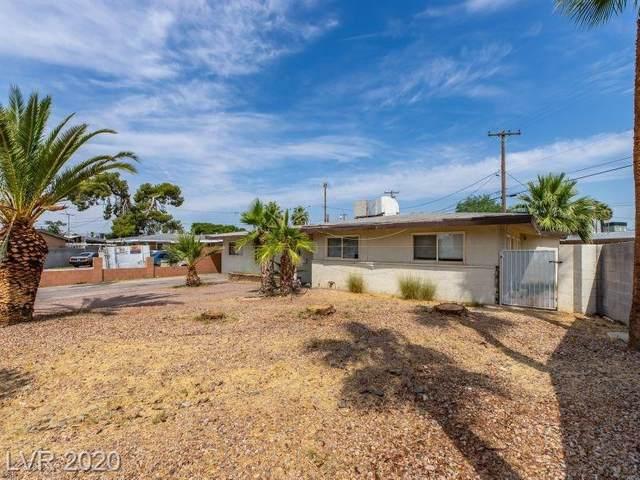 1212 W Palm Terrace, Las Vegas, NV 89106 (MLS #2207917) :: The Lindstrom Group
