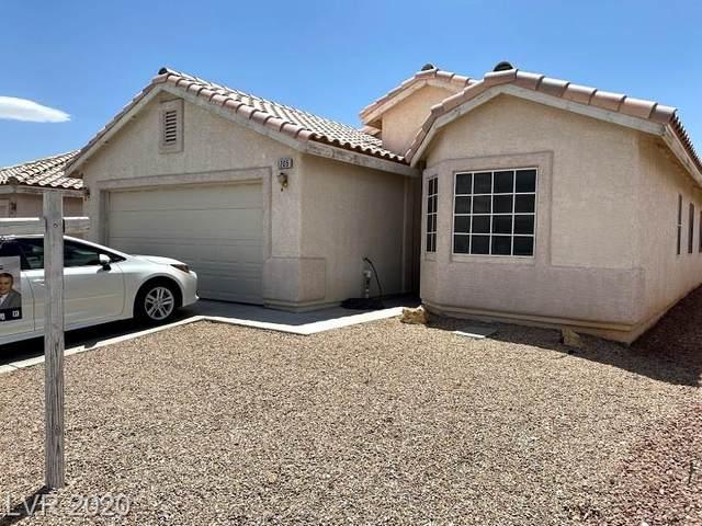 1205 Pearl Marble Avenue, North Las Vegas, NV 89081 (MLS #2208057) :: ERA Brokers Consolidated / Sherman Group