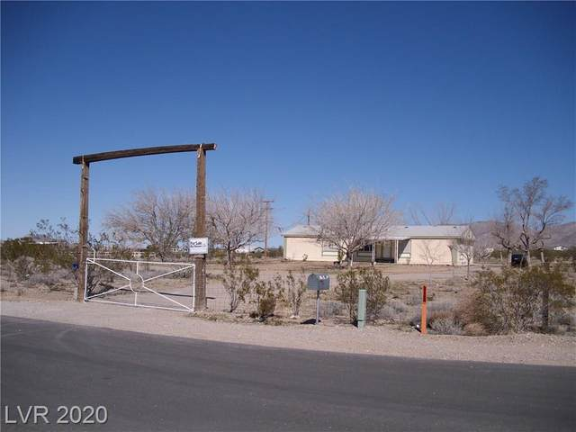 1300 E Onyx Avenue, Sandy Valley, NV 89109 (MLS #2208134) :: Signature Real Estate Group