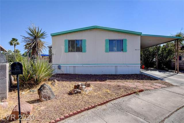 5027 Sitka Lane, Las Vegas, NV 89122 (MLS #2208220) :: Hebert Group | Realty One Group