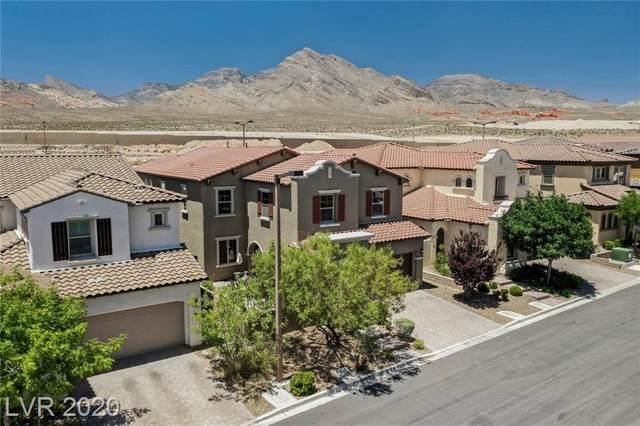 337 Rezzo Street, Las Vegas, NV 89138 (MLS #2208342) :: Billy OKeefe | Berkshire Hathaway HomeServices