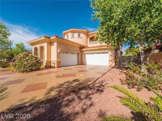 5022 Mountain Creek Drive, Las Vegas, NV 89148 (MLS #2208461) :: Vestuto Realty Group