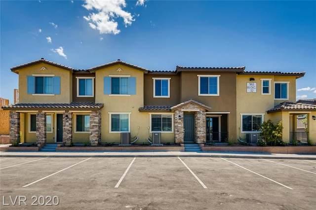 965 Nevada State Drive #101, Henderson, NV 89002 (MLS #2208641) :: Helen Riley Group   Simply Vegas