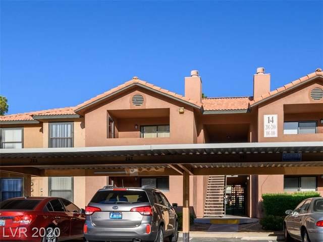 2451 N Rainbow Boulevard #2085, Las Vegas, NV 89108 (MLS #2208687) :: The Shear Team
