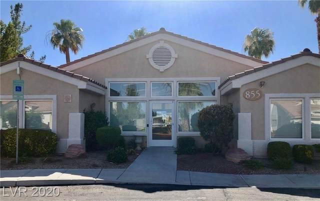 855 Stephanie Street #2523, Henderson, NV 89014 (MLS #2208731) :: Hebert Group | Realty One Group