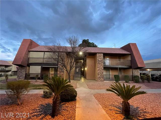 5053 Indian River Drive #164, Las Vegas, NV 89103 (MLS #2208986) :: Custom Fit Real Estate Group