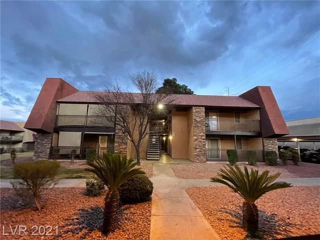 5053 Indian River Drive #164, Las Vegas, NV 89103 (MLS #2208986) :: Lindstrom Radcliffe Group