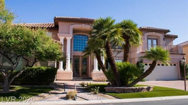 1571 Corona Hill Court, Las Vegas, NV 89123 (MLS #2209180) :: Jeffrey Sabel