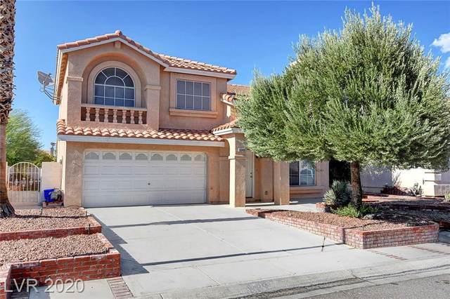 1648 Silver Falls Avenue, Las Vegas, NV 89123 (MLS #2209287) :: The Mark Wiley Group | Keller Williams Realty SW